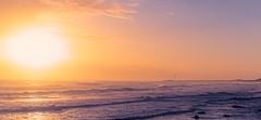 Oceans Dusk (Coisroux) Tags: d5500 nikond5500 mistycliffs atlantic landscape sunset dusk waves misty fog luminescence capetown hss