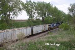 IMG_6082 (eslade4) Tags: ns8162 gecx7897 c408w es44ac cn ackley canadiannationalrailway