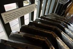 . (Kate Hedin) Tags: cable car museum san francisco sf california ca trolley gears wheels train transportation