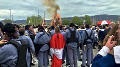 Sechseläuten (10) (g a r c í a) Tags: bellevue zurich sechseläuten costumes bonfire