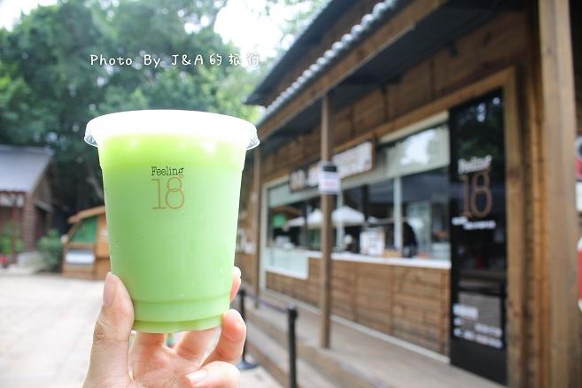 Feeling18° 在日式建築中享受香濃義式手工冰淇淋!18度C巧克力工房【台中美食】 @J&A的旅行
