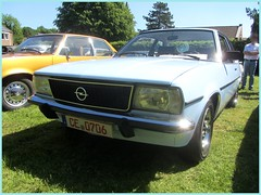 Opel Ascona B, 1978 (v8dub) Tags: opel ascona b 1978 allemagne deutschland germany german gm pkw voiture car wagen worldcars auto automobile automotive youngtimer old oldtimer oldcar klassik classic collector osterholz scharmbeck
