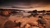 Sunset  Corse (Nat_L2_photographies) Tags: corsesunsetlongexposureisollela pose longue rochers rocks soleil couchant