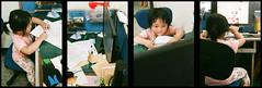 巧虎老師上課中,不容質疑 (Latte Coke) Tags: 135film agfa fzuiko117f32mm negativefilm olympus peneed vistaplus200