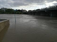 IMG_20180412_192554 (Fotografías Gaby) Tags: rioebro ebro zaragoza crecida extraordinaria riada rio españa aragón