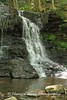Dry Run Falls (40) (Framemaker 2014) Tags: dry run falls loyalsock state forest forksville pennsylvania endless mountains sullivan county united states america