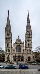 St. Paul Cathedral, Pittsburgh (mklinchin) Tags: pittsburgh pennsylvania unitedstates us ligon travel trip