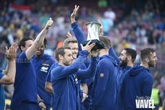 DSC_0828 (VAVEL España (www.vavel.com)) Tags: fcb barcelona barça blaugrana culé azulgrana villarreal submarino amarillo liga campeones pasillo iniesta fútbol primera