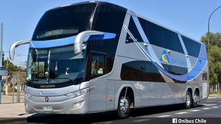 Marcopolo Paradiso G7 1800 DD / Buses Altas Cumbres