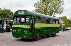 DSC_2511w (Sou'wester) Tags: bus buses publictranspoirt psv london londontransport londoncountry lt lrt tfl lcbs greenline epping ongar railway eor underground tube northweald station essex