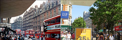 Oxford Street`1965-2018 (roll the dice) Tags: london w1 westminster westend oxfordstreet old local history vanished demolished sad mad surreal streetfurniture victorian architecture fashion shops shopping bargian sale people cowd busy oldandnew pastandpresent hereandnow urban england uk classic art travel roundel transport tube tfl underground bus routrmaster sixties music media trees windows colour dirty grim lights