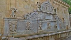 DSCF5501f Alhambra, Granada (Thomas The Baguette) Tags: granada spain granadaspain espagne espana alhambra nesrid nesridpalace patiodelosleones lionfountain comares moorish fountains architecture gardens machuca alcazaba