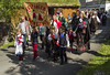 May 17 is the national day of Norway (tskogset) Tags: may17 children childrensparades flags geiranger stranda norway bunad pentaxk1 flickr