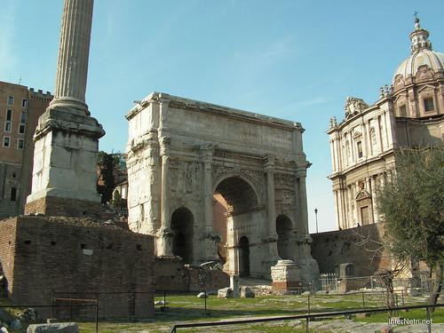 Римський форум, Рим, Італія InterNetri Italy 525