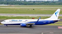 YR-BMN Blue Air Boeing 737-82R(WL) cn 40728 (thule100) Tags: yrbmn blueair boeing73782rwl cn40728 eddl dus frankkrause