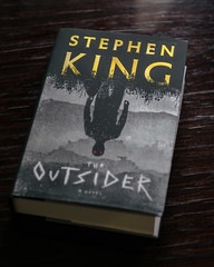 The Outsider (BLiTzBaLLeRx) Tags: book stephen king outsider crime horror