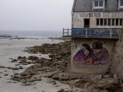 On n'est pas nés de la dernière marée (AnaelGuilbaud) Tags: dossen santec finistère bretagne france panasonic gx800 streetart