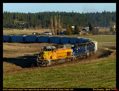 ewg-mp17-4-23-2018a (funnelfan) Tags: train railroad railway shortline locomotive pnw pacificnorthwest eastern washington gateway ewg cw centralwashington deepcreek sd40t2 sd45