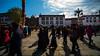 大昭寺 . 八廓街 (sunnyha) Tags: 大昭寺 八廓街 jokhangtemple barkhor lhasa tibet china sky skyblue people outdoors sunnyha sunny sunlight buildings architecture color colours colour chinese chineseculture chinesehistory religion buddhism tibetanbuddhism sony sonyilce7rm2 a7rll a7rm2 藏傳佛教 leica trielmarm161821mmf4asph leicatrielmarm161821mmf4asph 佛教 宗教 中國 中國文化 中國歷史建築 中國歷史 中国 中国文化 歷史 攝影 寫真 摄影 写真 unesco 世界遺產 西藏 拉薩