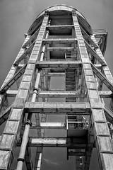 tower b&w (yoqui) Tags: cuartel de artilleria murcia spain españa