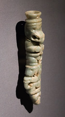 IMG_1724 (jaglazier) Tags: 2018 32518 400700 400ad700ad amulets animals apotropaic archaeologicalmuseum artmuseums centralregion costarica costarican crafts figurine gods goldenkingdomsluxuryandlegacyintheancientamericas gravegoods images jewelry march mesoamerican metropolitanmuseum museonacionaldecostarica museums newyork precolumbian religion rituals sanjose semipreciousstones specialexhibits stoneworking usa archaeology art burialgoods copyright2018jamesaglazier funerary idols jadeite mammals monkeys mythical pendants sculpture unitedstates