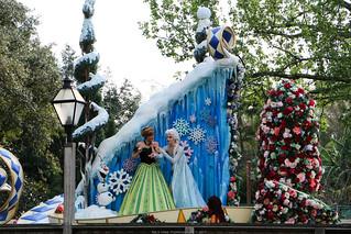Festival of Fantasy Parade 2017 at Magic Kingdom