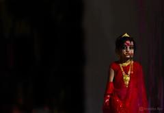 Plundering of Goddess / Devi (Anindita Roy(RupKotharChobi)) Tags: girl woman goddess devi nikon d5500 color colorful conceptual plundering plunder