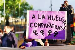 1M2018 – Manifestació alternativa ⚡ (Shall_) Tags: 1demaig workersday alternative anticapitalism feminism organization classfight