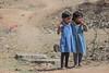 Twins (cristianfranco) Tags: india trip travel sociall humanism people hindi children kids