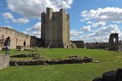 Conisborough Castle (mike_j's photos) Tags: conisborough castle ruins english heritage