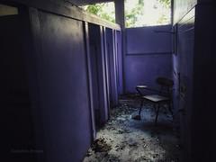 Bathroom in abandoned highschool (arcayamag) Tags: urbex urbanexploration abandoned urbexphotography abandonedphotography abandonedschool puertorico abandonedbuilding urban photography