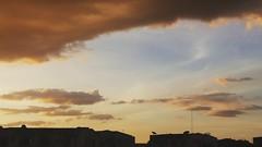 (stephanycristinacruz) Tags: paz pôrdosol céu