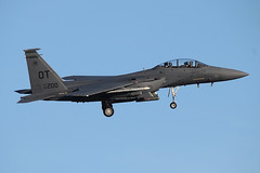 96-0200 (Ian.Older) Tags: 960200 f15 f15e strike eagle nellis afb ot 1327e210 usaf military jet fighter bomber aircraft aviation 422nd green bats test evaluation squadron boeing