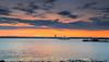 Dawn Ferry (nicklucas2) Tags: seascape marina southampton water cloud dawn boat port ferry jetty hythe