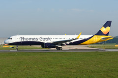 G-TCVB Airbus A321-231 EGCC 07-05-18 (MarkP51) Tags: gtcvb airbus a321231 a321 thomascookairlines mt tcx manchester airport england man egcc airliner aircraft airplane plane image markp51 nikon d7200 sunshine sunny aviationphotography