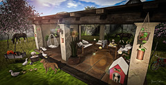 .[968] (yram_cobain) Tags: secondlife goose yourdreams thelittlebranch furniture