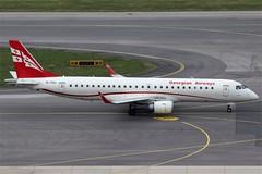 Georgian Airways Embraer 190 4L-TGU (c/n 19000064) (Manfred Saitz) Tags: vienna airport schwechat vie loww flughafen wien georgian airways embraer 190 e90e190 4ltgu 4lreg