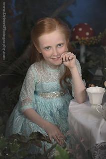 "Aubrey Elise in ""Blue Forest Tea"" | Photographer | Nashville | Model | Actor | Headshots"