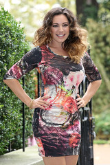 Kelly Brook presents her debut fashion collection for Simply Be (antoniusbudyono10) Tags: redcarpet arrivalsposed portrait headshot headandshoulders hs halflength eyecontact eyestocamera beauty makeup hairstyle london unitedkingdom