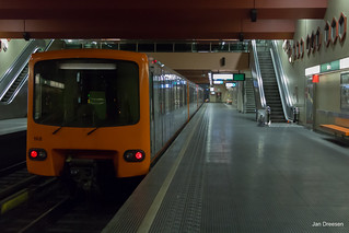 STIB-MIVB Metro