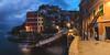 Cinque Terre - Riomaggiore Sunrise (030mm-photography) Tags: rot cinqueterre ligurien italien küste landschaft stadt city landscape sunset sonnenuntergang mittelmeer blauestunde bluehour nightshot travel reise nature natur riomaggiore manarola