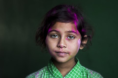 Eyes Say Everything (Harshal Orawala) Tags: portrait green eye eyes india 121clicks indian nandgaon harshalorawala