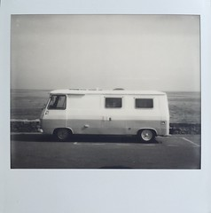 Perfect for a Surf Trip in the  Southwest of France. (miroir.photographie) Tags: filmisnotdead istillshootfilm spectrapro france surf neworiginals polaroid film