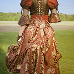 Willa Snap Clockwerk Dress (getting closer) thumbnail