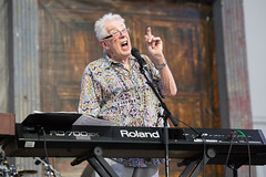 John Mayall at the New Orleans Jazz and Heritage Festival on Sunday, April 29, 2018