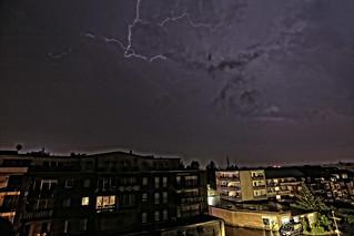 Thunderstorm over Geilenkirchen, 16