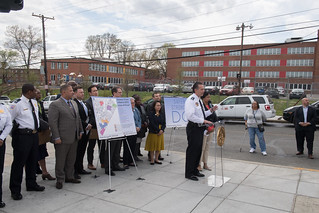April 23, 2018 Community Safety Walk