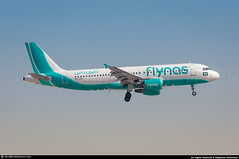 [DXB.2017] #flynas #XY #KNE #Airbus #A320 #VP-CXH #awp (CHR / AeroWorldpictures Team) Tags: flynas airbus a320214 msn cn 3256 eng cfmi cfm565b43 reg vpcxh history aircraft first flight test fwwdf built site toulouse lfbo france delivered goair g8 gow leased rbs vtwae cabin config y180 tsf nasair xy kne alc c8y156 plane planes aircrafts planespotting airplane dubai airport dxb gulf arab united emirates saudi landing nikon d300s nikkor raw 70300vr lightroom 5 aeroworldpictures awp chr 2017 omdb