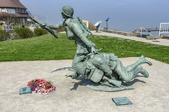 Normandy Trip 2018 119 (Matt_Rayner) Tags: worldwarii normandy france dday omahabeach monument