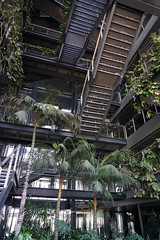 2018-04-FL-183656 (acme london) Tags: barcelona bridges corridor fira hotel jeannouvel landscape renaissancehotelfira spain staircase
